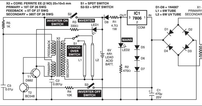 Electrical and Electronics Engineering: Emergency-Cum
