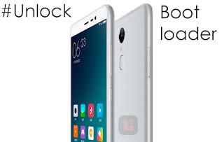 2 Metode Cara Unlock Bootloader Xiaomi Redmi Note 3 Pro