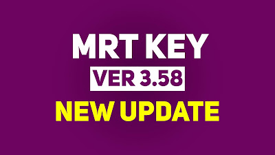 MRT KEY Ver 3.58 New Update