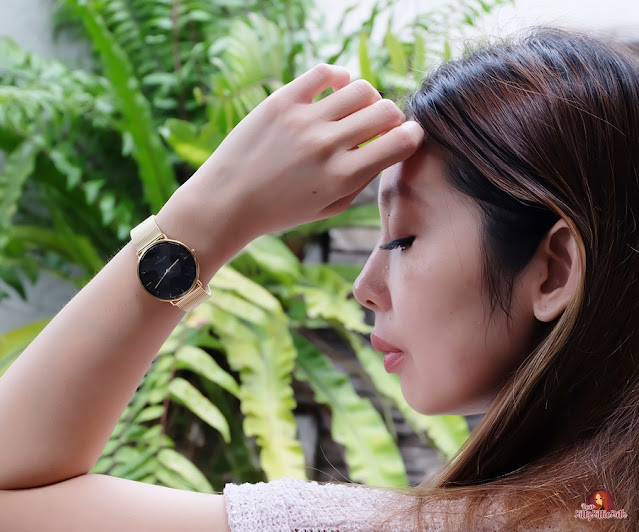 Nordgreen Native Black Dial Watch | Querida Kitty Kittie Kath 5