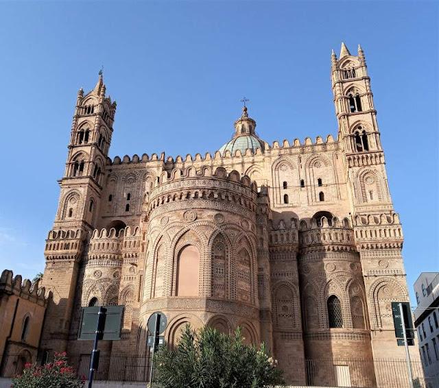 abside cattedrale di Palermo