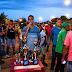 Festa do esporte também no interior do município de Piritiba