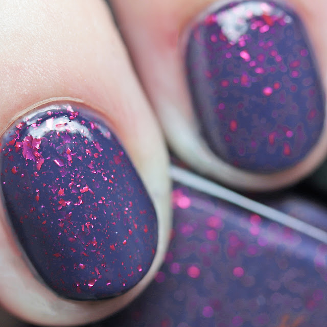Rogue Lacquer Spiced Plums