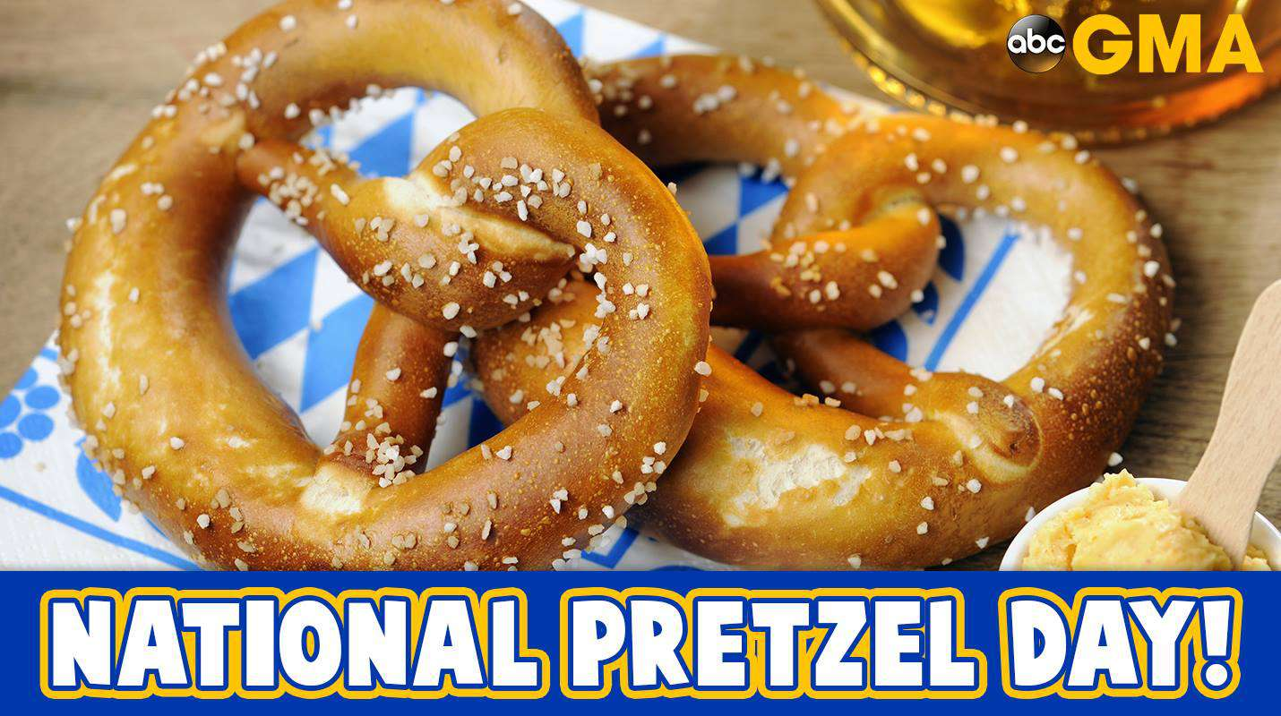National Pretzel Day Wishes Images