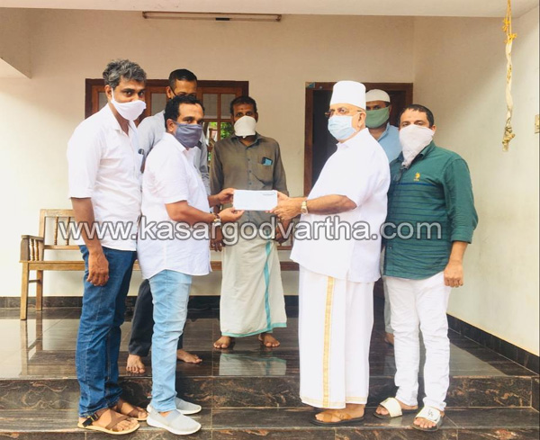 Gulf, News, Kerala, Relief Distribution started