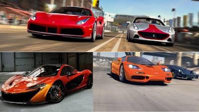 لعبة سباق السيارات CSR Racing 2 مهكرة لجميع هواتف الاندرويد 2020