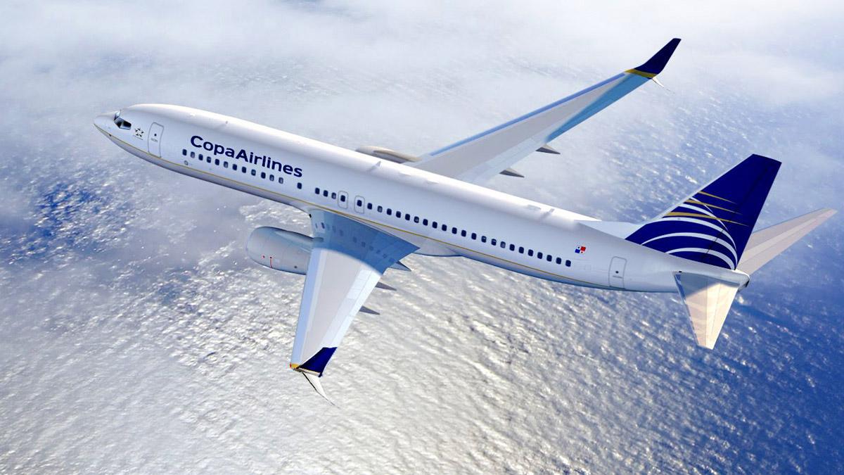 COPA AITLINES IATA TRAVEL PASS 01