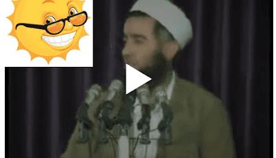 ڤیدیۆ: مامۆستایەکی: ئاینی خۆر ڕێ ئەکاو زەوی وەستاوە علم چی ئەڵی بابیڵێ نایخوا