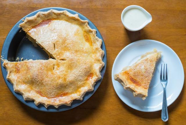 Resep Goosberry Pie