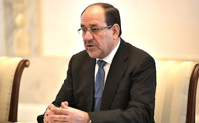 Vice President of Iraq Nouri al-Maliki.