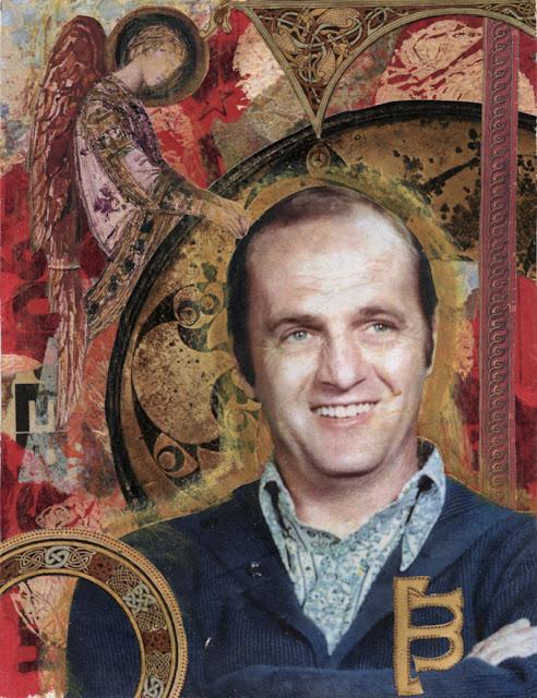 Collage -- TV Saint -- Bob Newhart