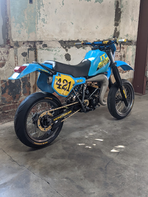 Bullet Bob Moto - IT200 Supermoto