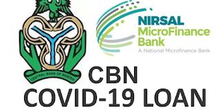 Covid-19 loan TCF status