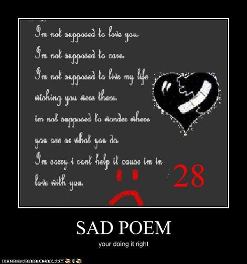 english love sad poems - photo #35