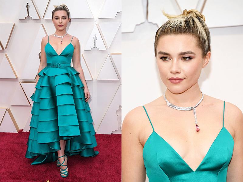Florence Pugh The Oscars 2020