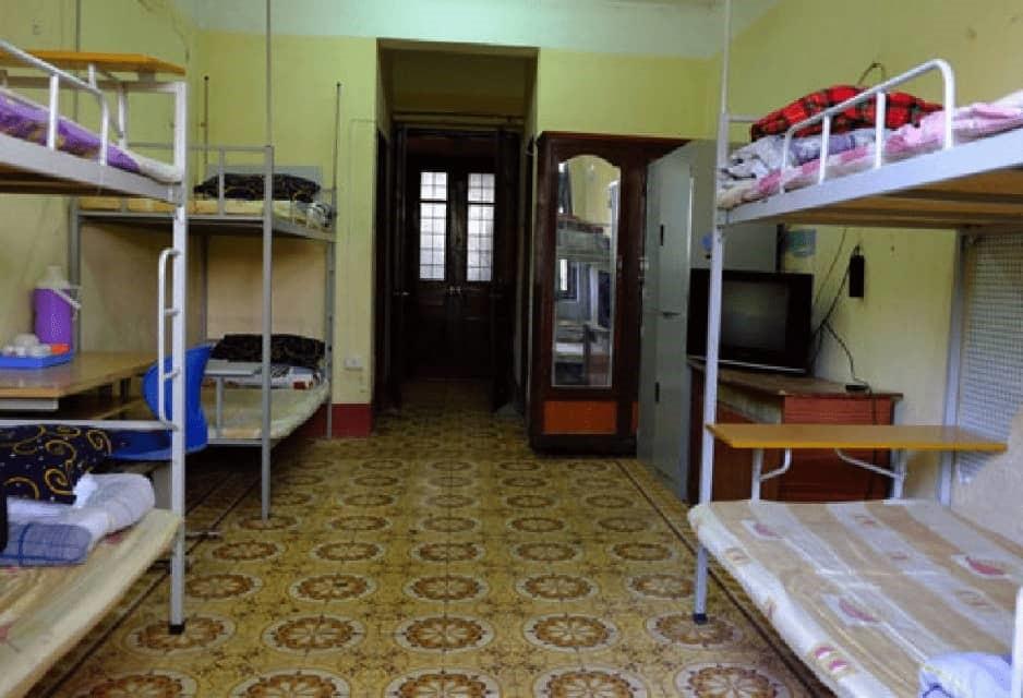 Ký túc xá trường  Đại học Quốc gia Hà Nội