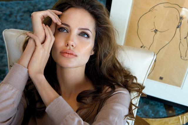 32 مقولة لأنجلينا جولي ستجعلك تتأمل الحياة