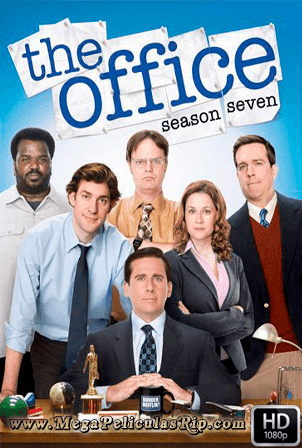 The Office Temporada 7 [1080p] [Latino-Ingles] [MEGA]