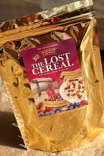 The Lost Cereal - Antioxidant Berry Mix