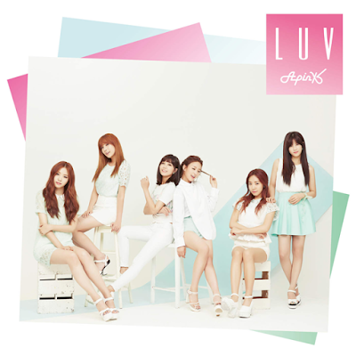 [Single] Apink – LUV (Japanese Ver.) (FLAC + ITUNES PLUS AAC M4A)