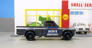 Hot Wheels REPU mazda truck