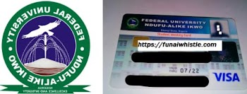 AEFUNAI STUDENT ID CARD - GET YOURS NOW