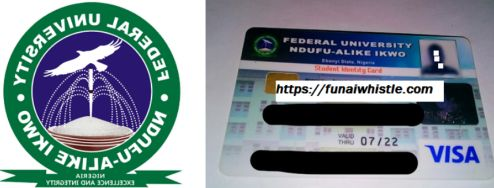 HOW TO GET A STUDENT IDCARD IN FUNAI