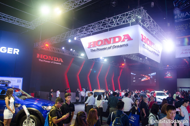 Honda Philippines Pavilion