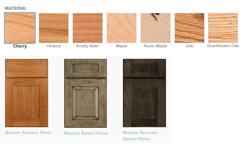 Medallion Cabninetry Bella And Mission Kitchen Cabinets