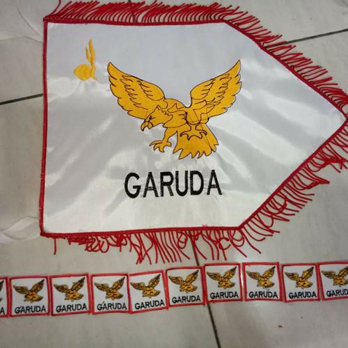 Jasa Konveksi Pembuatan Bendera Bordir & Sablon Manokwari, Papua Barat Murah
