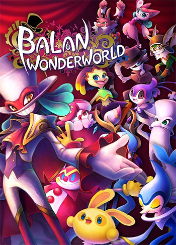 تحميل لعبة Balan Wonderworld