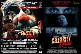 CARATULA CELEBRITY CRUSH 2019[COVER DVD]