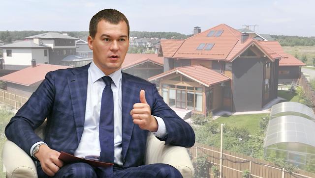 имущество Врио губернатора Хабаровского края Михаила Дегтярева