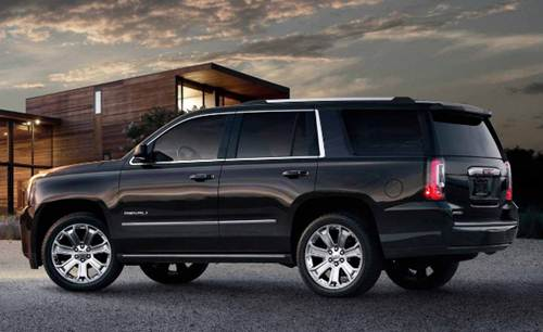 Innovative GMC Yukon SLE SUV Review Amp Redesign 2017  Car Info Reviews