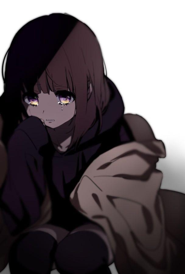 Best wallpaper anime sad wallpapers 63 ideas. Depressed Anime Girl Wallpaper Hd For Otaku Anidraw