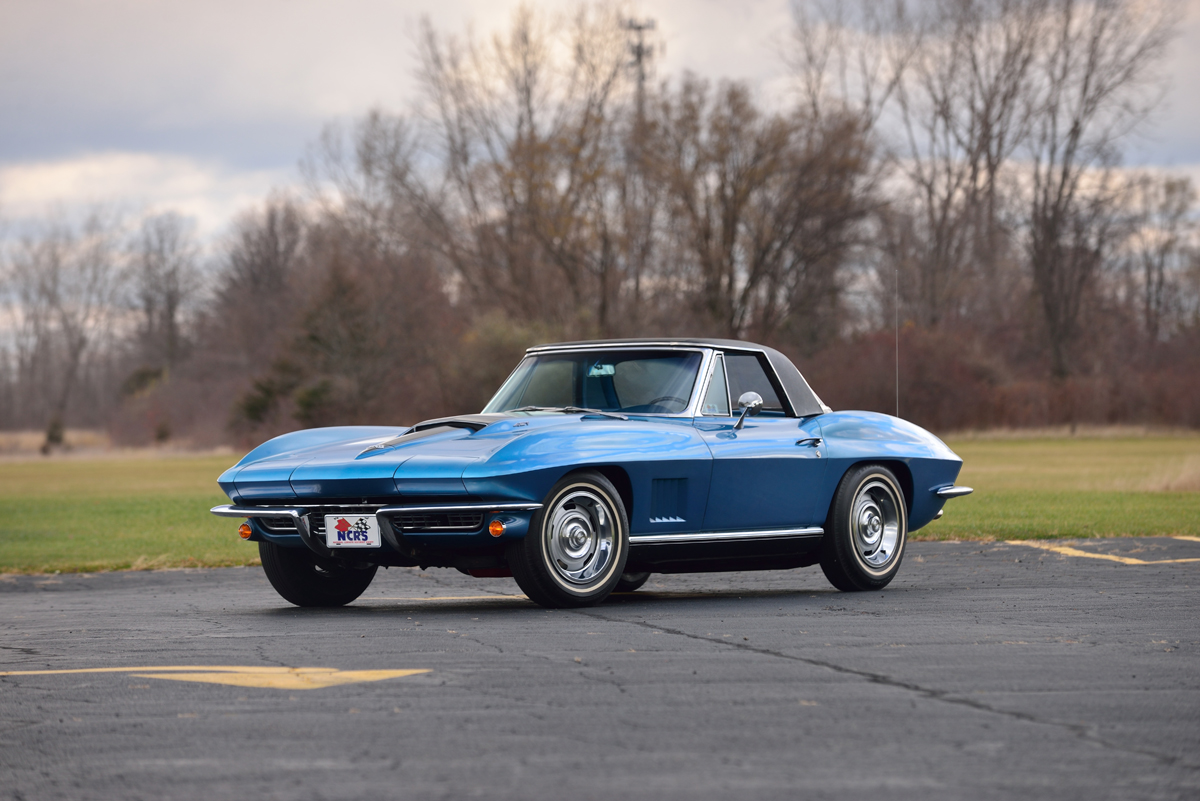 Vette Vues Magazine | 1967 Corvette 427/435 HP, Unrestored with ...