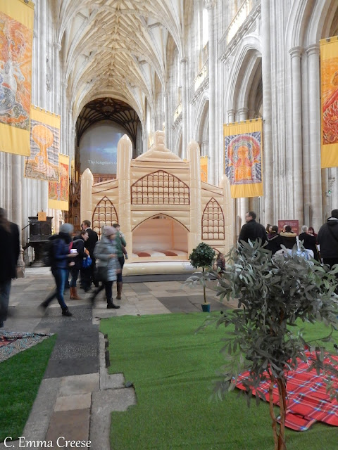 Winchester Cathedral Adventures of a London Kiwi