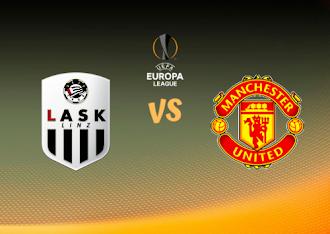 LASK Linz vs Manchester United  Resumen y Partido Completo