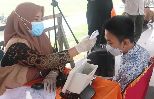 Dinkes Sebut Vaksinasi bagi Remaja di Sinjai Masih Rendah
