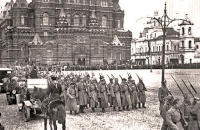 Perang Sipil Rusia (1917-1922)