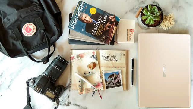 Yes! This is My Dream. Being Travel Writer With ASUS ZenBook 13 UX331UAL as a Partner.