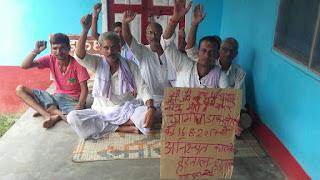 postal-strike-madhubani