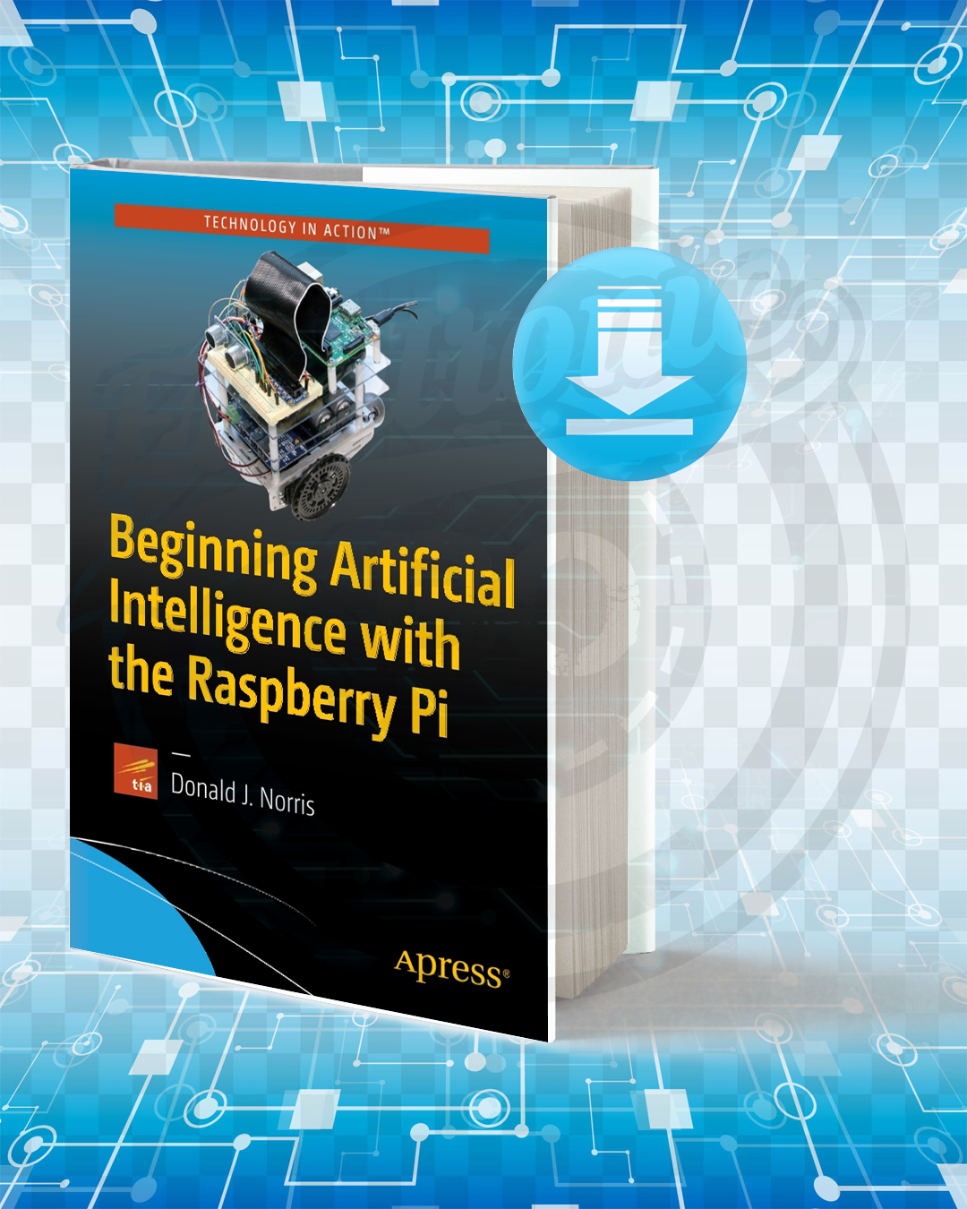 Free Book Beginning Artificial Intelligence with the Raspberry Pi pdf.