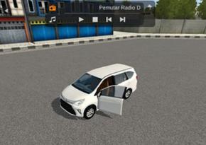 Mod Bussid Mobil Calya Full Anim Terbaru