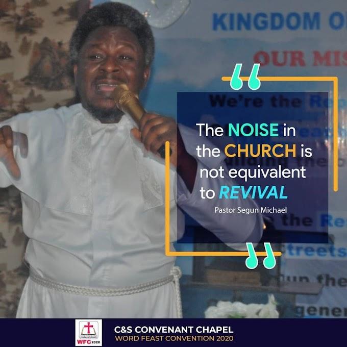 Download The signs of The Revival - Pastor Segun  Michael