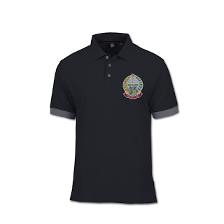 desain kaos polo ber logo provinsi sulawesi selatan - kanalmu