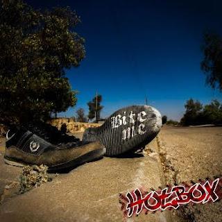 HotBox - Bite Me [EP] (2016)