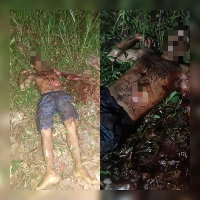 Homem é assassinado com várias facadas no Garimpo  Pimenteira