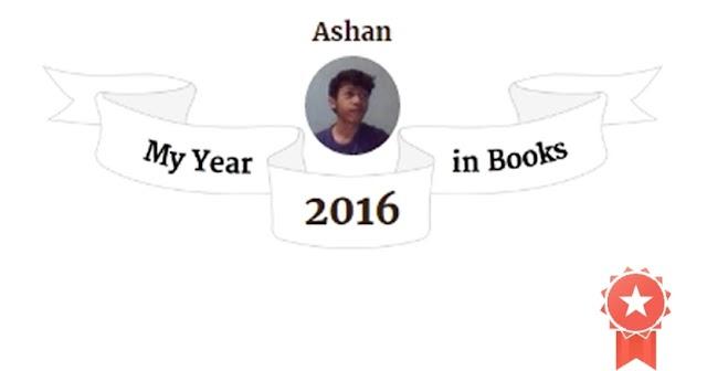 My Year 2016 in Books - Rekap GRC 2016
