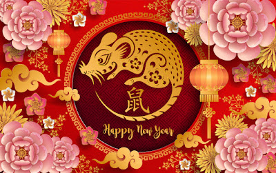 Free Download Chinese New Year 2020 Images